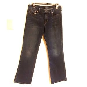 Lucky Brand 10/30 Regular Sweet Boot jeans